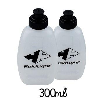 Lot de 2 flasques 300 ml
