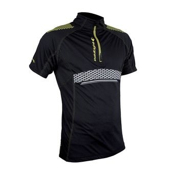 Maillot MC 1/2 zip homme PERFORMER XP black