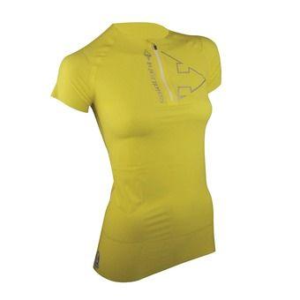 Camiseta mujer LAZERULTRA yellow