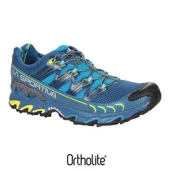 Zapatillas de trail hombre ULTRA RAPTOR blue/sulphur