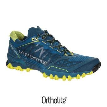 Zapatillas de trail hombre BUSHIDO ocean/sulphur