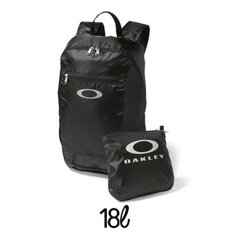 Sac à dos 18L PACKABLE blackout