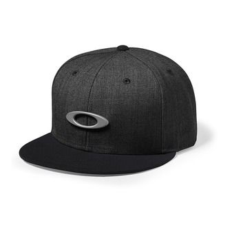 Casquette O-JUSTABLE METAL jet black