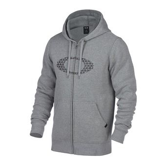 Sudadera hombre ELLIPSE NEST FLEECE heather grey