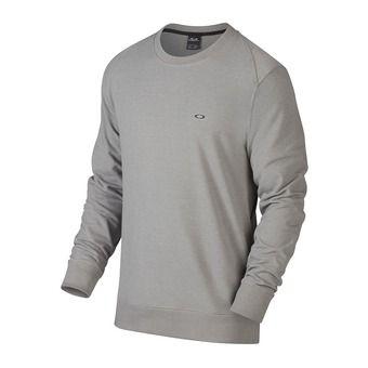 Sweat homme ICON CREW heater grey