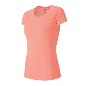Camiseta mujer NB ICE bleached sunrise