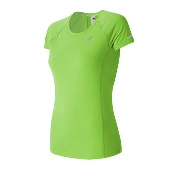 Maillot MC femme NB ICE lime glo