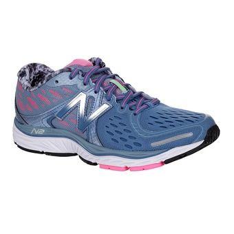 Chaussures running femme 1260 V6 blue/pink