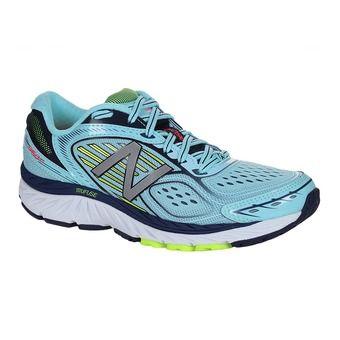 Chaussures running femme 860 V7 white/blue