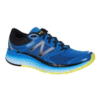 Chaussures running homme 1080 V7 blue/yellow