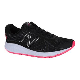 Chaussures running femme RUSH V2 black/alpha pink