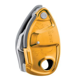 Assureur-descendeur GRIGRI®+ orange