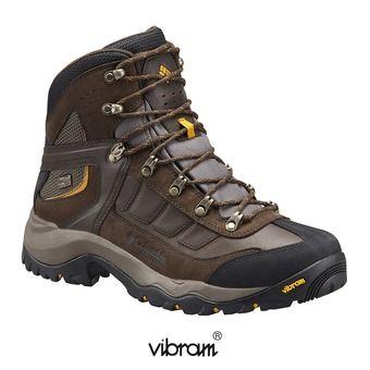 Zapatillas de senderismo hombre DASKA PASS™ III mud/squash
