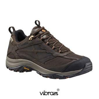 Zapatillas de senderismo hombre TERREBONNE™ cordovan/bright copper