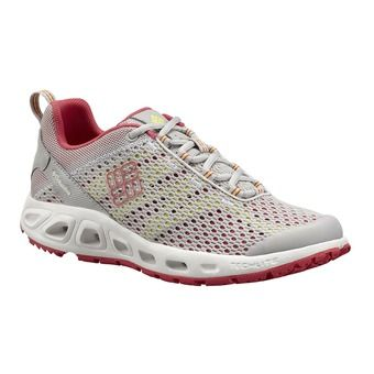 Zapatillas multisports mujer DRAINMAKER™ III oyster/tango pink