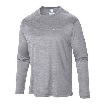 Camiseta hombre ZERO RULES™ columbia grey heather