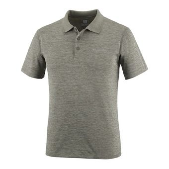 Polo MC homme ZERO RULES™ columbia grey
