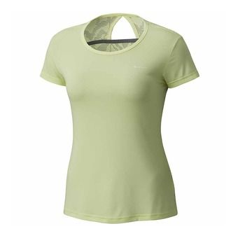 Camiseta mujer PEAK TO POINT™ spring yellow