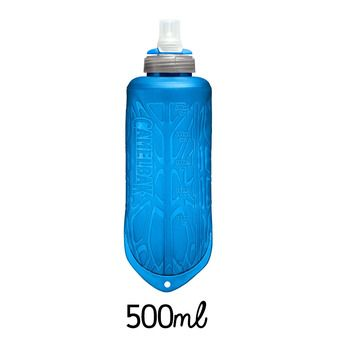 Botellín plegable 500ml QUICK STOW blue
