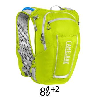 Gilet d'hydratation 8+2L ULTRA lime punch/silver