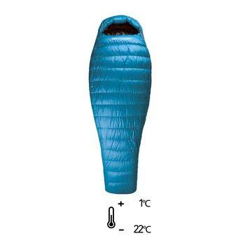 Sac de couchage 1°C/-22°C TALUS Ts I bleu/noir