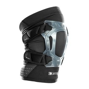 Órtesis de rodilla bilateral WEBTECH negro/gris