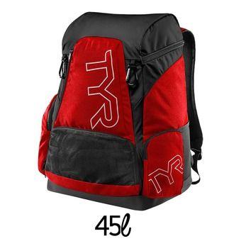Mochila 45L ALLIANCE red/black