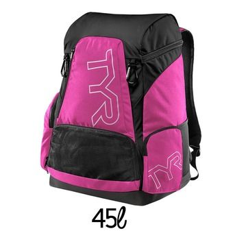 Sac à dos 45L ALLIANCE pink/black