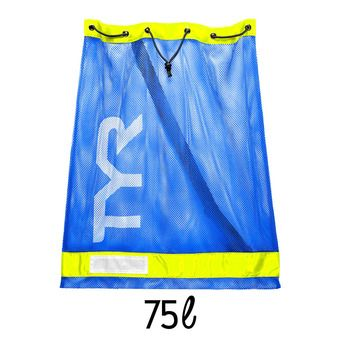 Sac filet 75L SWIMGEAR royal/yellow