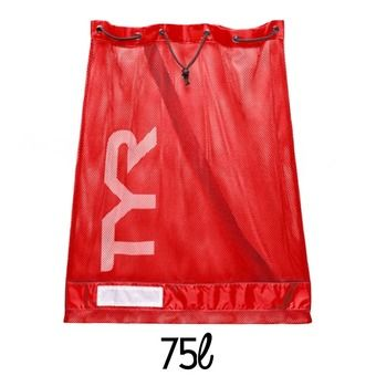 Sac filet 75L SWIMGEAR red