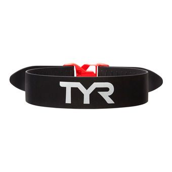 Elástico de entrenamiento TRAINING PULL black/red