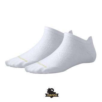 Calcetines mujer PHD RUN LIGHT MICRO white