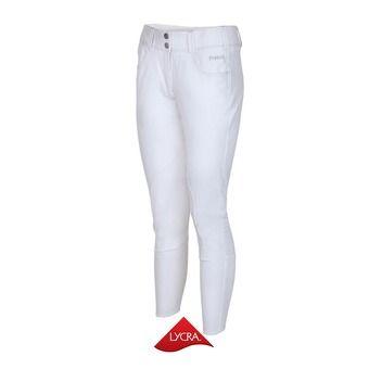 Pantalón mujer DESPINA blanco