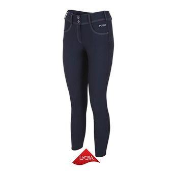 Pantalon femme DESPINA bleu nuit