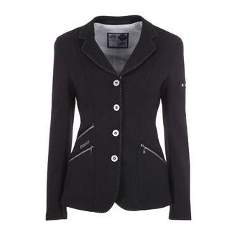 Veste de concours femme TOSCA noir
