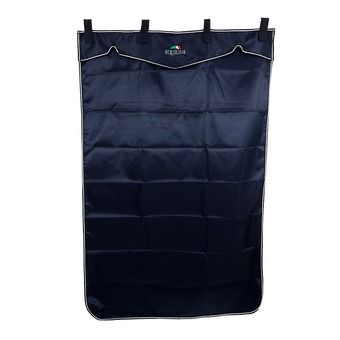 LONG STABLE CURTAIN 200x130 BLUE