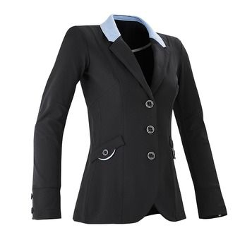 Veste de concours femme TAILOR MADE noir