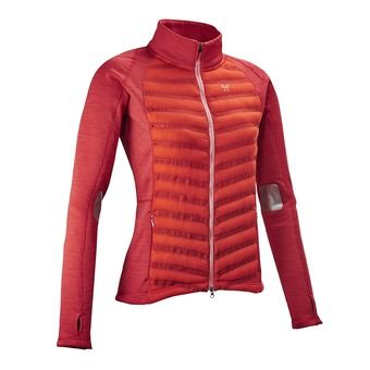 Chaqueta mujer STORM red guava