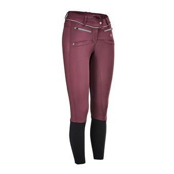 Pantalon femme X BALANCE prune