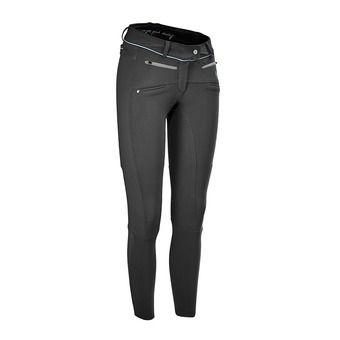 Pantalón mujer X BALANCE gris antracita