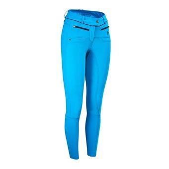 Pantalon femme X BALANCE bleu ciel