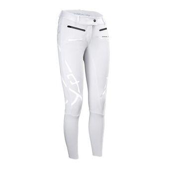 Pantalon femme EXPLOSIVE blanc
