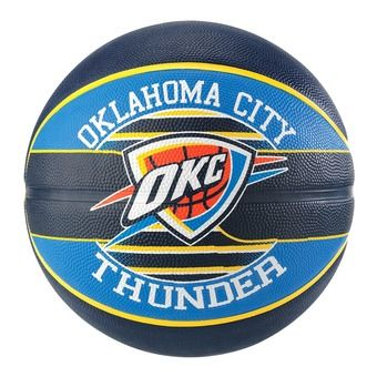 Ballon NBA TEAM BALL OKLAHOMA CITY THUNDER
