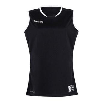 Camiseta mujer MOVE negro/blanco