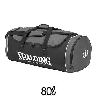 Bolsa de deporte 80L TUBE antracita/negro/blanco