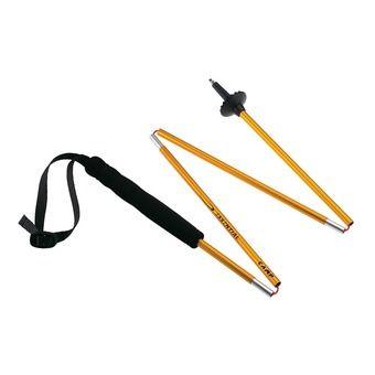Paire de bâtons de trail XENON 4 jaune