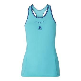 Camiseta de tirantes mujer CERAMICOOL PRO blue radiance/spectrum blue