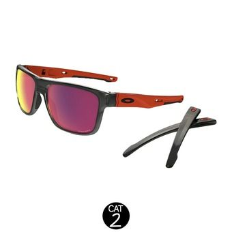 Gafas de sol CROSSRANGE black ink w/ prizm road