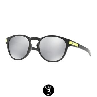 Gafas de sol LATCH VALENTINO ROSSI matte black / chrome iridium