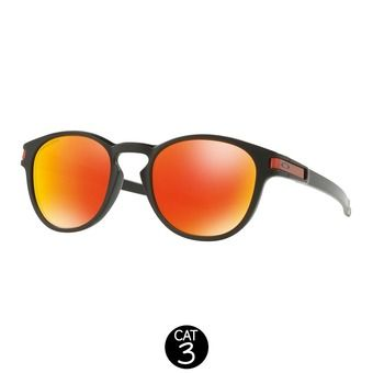 Gafas de sol LATCH matte black / prizm ruby